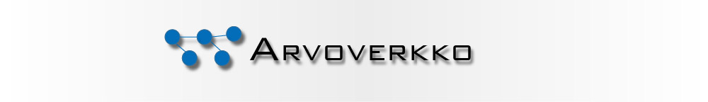 Arvoverkko logo