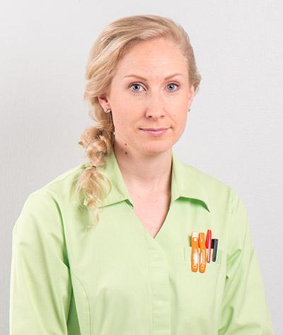 Лаура Хямяляйнен