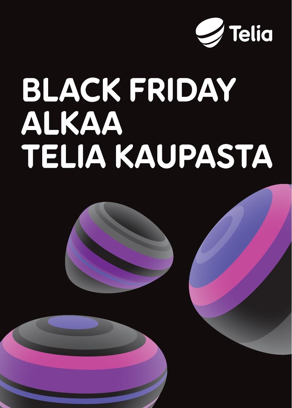 telia black friday