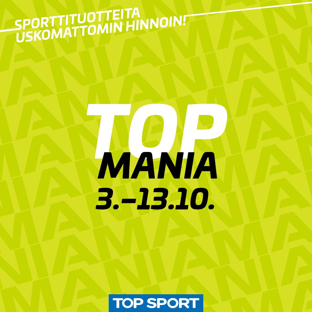 Topmania on täällä! - Top Sport