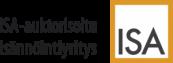 Auktorisoitu isännöitsijätoimisto (ISA) logo