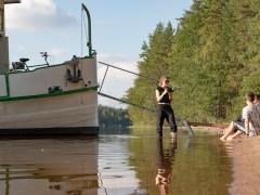 Rad+Boot Urlaub auf dem Saimaa See (4 Tage/ 100 km)
