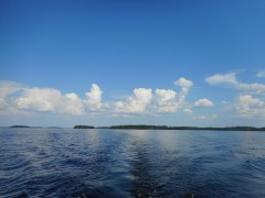 Saimaa Island hopping from Imatra (3 days/ 65 km)