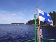 Bicycle+Boat Holiday on Lake Saimaa (4 days/ 100 km)
