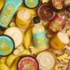Nyt on The Body Shopissa uutuuksia. Tutustu kevään uusiin herkkuihin: special edition Inkivääri & Banaani vartalonhoitosarjat nyt myynnissä!