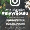 Vielä ehdit osallistua Instagram-kisaan!