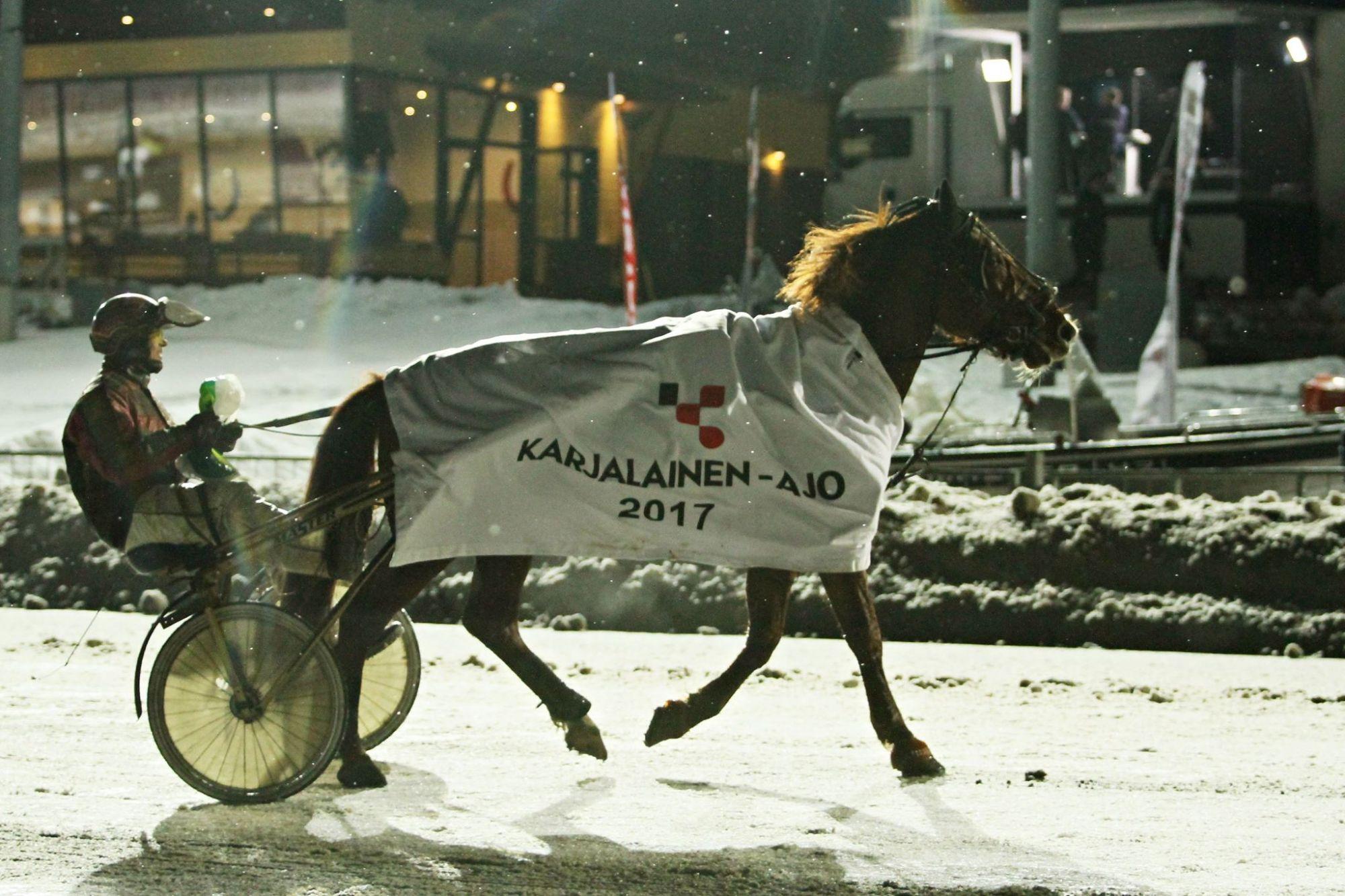 Karjalainen-ajo 2017, Camri