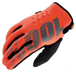 Brisker cold weather glove orange youth-thumbnail