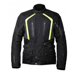 M-SPORT JACKET BLACK/YELLOW/GREY-thumbnail