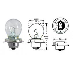 Lamppu 7008 6v 15w P 26s-thumbnail