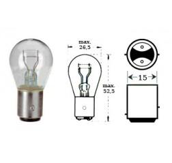 Lamppu 6v 10/3w Bay 15d-thumbnail