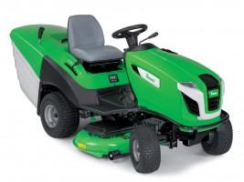 Тракторы-газонокосилки