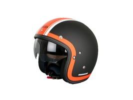 Open-Face Helmets