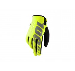 Brisker cold weather glove neon yellow-thumbnail