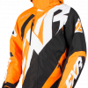 CX takki oranssi/musta/valkea-thumbnail