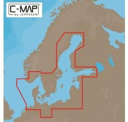 MAX-N299 Itämeri ja Tanska (Lowrance yhteensopiva)-thumbnail