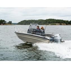 Faster 525 CC 2020 + Honda BF80 uusi venepaketti-thumbnail