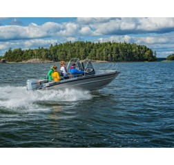 Faster 525 SC 2020 ja Honda BF 80 uusi venepaketti-thumbnail