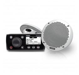 MS-RA55 marine audiosoitin + EL 602 kaiutin kitti-thumbnail