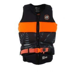 JETPILOT C4 floating vest black/orange-thumbnail