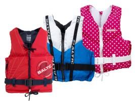 Floating vests