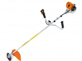 Light clearance saws for landscape maintenance