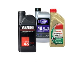 Oils and  Other Lubricants