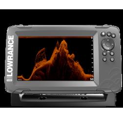 Hook2 7x GPS-kaikuluotain SlipShot-anturilla-thumbnail