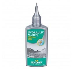 Hydraulic Fluid 75 100ml (hydraulisiin jarrujärjestelmiin mineraalipohjainen öljy)-thumbnail