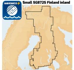 Navionics+ Small 5G872S Suomen järvet (microSD/SD-adapterilla)-thumbnail