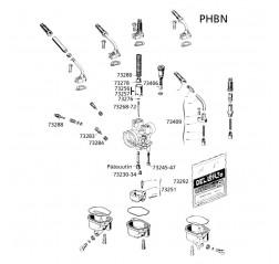 Tyhjäkäyntisuutin 38 PHBN/PHVA-thumbnail
