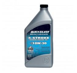 10W-30 4T mineraali moottoriöljy 1 litra-thumbnail