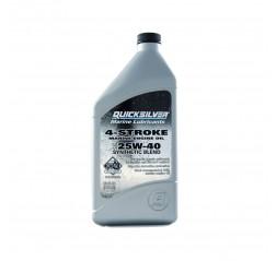 25W-40 4T osasynteettinen moottoriöljy 1 litra -thumbnail