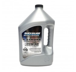 25W-40 4T osasynteettinen moottoriöljy 4 litraa -thumbnail