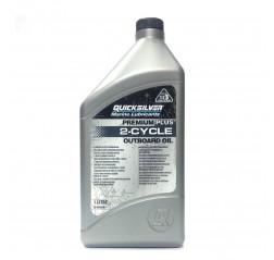 Premium Plus TC-W3 2-Tahti moottoriöljy 1 litra-thumbnail