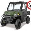 Ranger 570 EFI traktori Pro-Fit lämpimällä hytillä-thumbnail