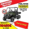 Polaris Ranger 800 6X6 traktorimönkijä 2017-thumbnail