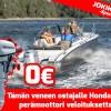 Wolf BR 2018 ja Honda BF 80 uusi venepaketti - Honda kaupan päälle-thumbnail