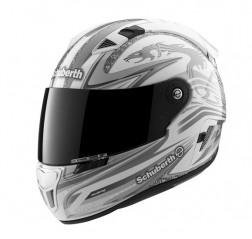 SR1 Race white/silver-thumbnail