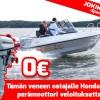 475 BR uusi vene 2018 + Honda BF 50 - Honda kaupan päälle-thumbnail