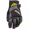 Transfer Short Cuff Glove Black/Hi-Vis-thumbnail