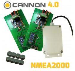 Trolling Control 4.0 NMEA2000-verkkoon (Cannon Magnum 10 STX ja 5 ST takiloihin)-thumbnail