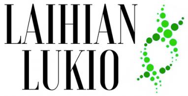 Laihian lukio logo