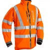 Metsätyöpusero Technical High Viz EN471,