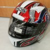 AGV kypärä M13 Brush white/red XL