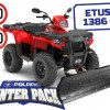 Polaris Sportsman 570 Winterpack- Kampanja