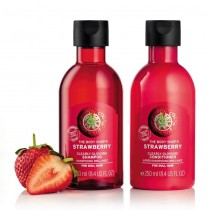 Ale on alkanut! - The Body Shop
