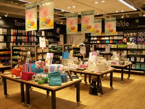 Kirjakauppa Joensuu